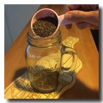 Chia seeds first