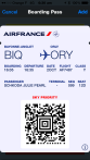 My e-ticket