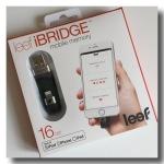 leef iBridge, mobile memory for iphone/iPad