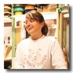 Celine, owner and founder of La Noix Tigree