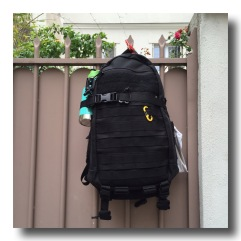 weatherproof backpack