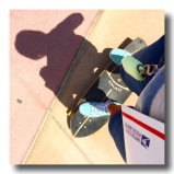 on the move, skateboard mode